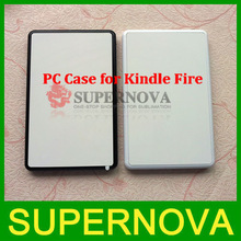 Printable sublimation Tablet hard PC case for Kindle Fire with Blank Aluminum Insert