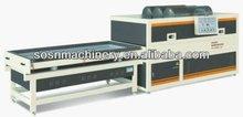 Woodworking Door PVC Pressing Machine for Export from qingdao SOSN
