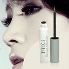 natural 3ml feg eyelash serum that makes thicker and longer lashes