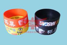 ncaa silicone bracelet
