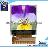 "1.44"" inch LCD Module 128*(RGB)*128 Dots tft lcd advertising display"