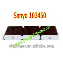 SANYO UF103450PN 1880mah 3.7v