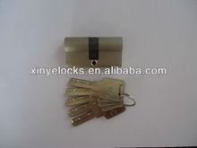 brass door cylinder locks