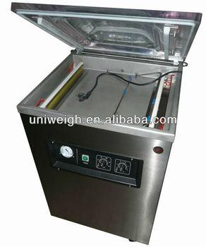 DZ500/2E single chamber floor type vacuum sealer