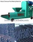 wood coal rod making machine manufacturer