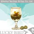 تزهر الشاي اللوتس الذهبي والفضة آذريون( جين تان ليان يين)