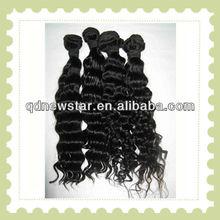 Steamed Full Cuticle Weaving 2012 Best Selling Grade AAAAA Virgin Brazilian Hair