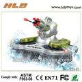 Rc амфибия колесница, Игрушечный танк # 92145