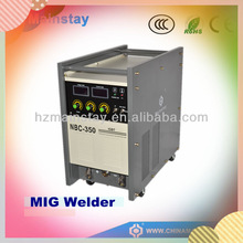 NBC350 IGBT Co2 Shielding Welder for MIG Welding Wire 1.2mm