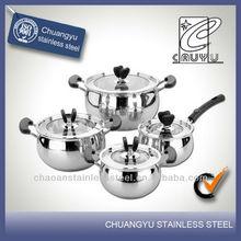 8 pcs brand soup pots