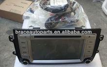 Suzuki SX4 DVD system