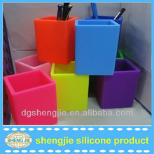 2013 new personalized silicone pen holder with customer logo