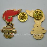 custom metal polic pin badge made in shenzhen low price