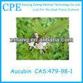 Adn 479-98-1 extrait naturel de plantes aucubin avec 98% hplc