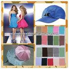 pu coating polyester material for wedding dress/umbrella/peaked cap