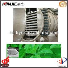 vacuum belt stevia drying equipment