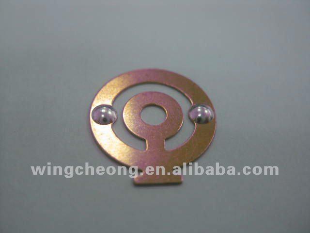 2013 special round pressed metal parts