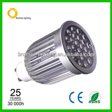 8w smd led gu10 with CE ROHS