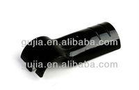 gravity flow pipe rack metal joint