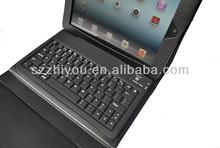 for ipad2/3/4 bluetooth keyboard case,Wireless Bluetooth Keyboard Case for iPad 2/3/4
