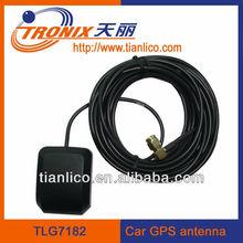 high sensitive active and passive gps antenna external internal car gps antenna TLG7182 (Factory)