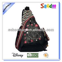 2013 sling backpack body bag triangle bag