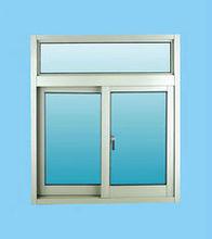 Sell paint aluminum sliding window frame powder coated finished