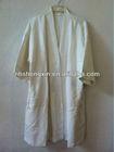 cotton bathrobe/robes/ cotton quilted bathrobe