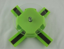 Apple solar rotating display stand for mobile phone XSK-D06