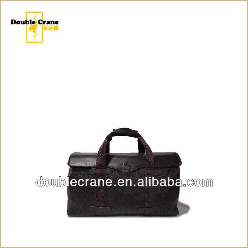 الموضة العصرية حقيبة جلدية للرجال 2013 حقيبة سفر
