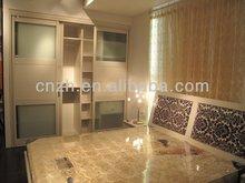 Roman style sliding wardrobe bedroom wardrobe door designs