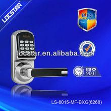 pin lock with tubular key