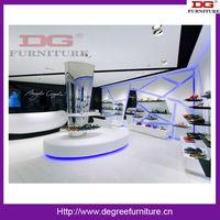 DG SP93 fashion lighting display rack for shoes display