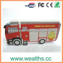 Gift Fire Car USB 2.0 with Custom Design