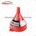 winmax 2 quart de plástico embudo wt04580