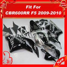 BodyKit CBR600 CBR600RR Fairing for CBR600RR 2009 2010 F5 Motorcycle Fairing Kit ABS Fairing