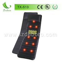 Electric Vibrating Bed Massage Mattress with Heat TX-513