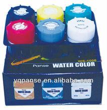 WS1006 Watercolor paint set 10ml-6pots box set