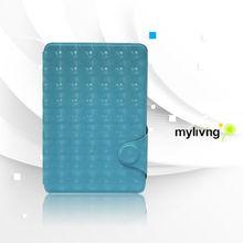 Fashion backlight tablet keyboard case for ipad 3
