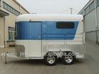 horse box trailer 2 horse float trailer fiberglass horse trailer