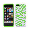 2013 New Hot Hybrid Zebra Phone Case for iphone 5'' case