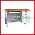caliente baratos buena oficina de acero accesorios de mesa para la venta