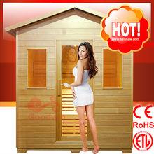 Outdoor Sauna House With CE, ROHS, ETL GW-TSOD04