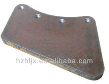Hangzhou Hongli Machinery OEM ISO 9001 high demand cnc plasma cutting tapping sheet metal fabrication parts in China