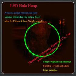 Super-brightness LED Massage Hula Hoop
