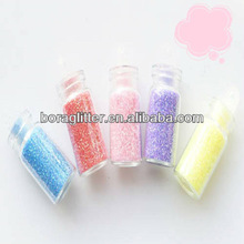 Popular shinning and sparking glitter powder for gift