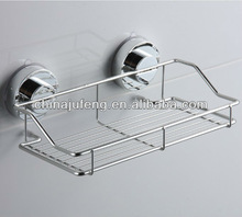 Suction cup kitchen use wire rack