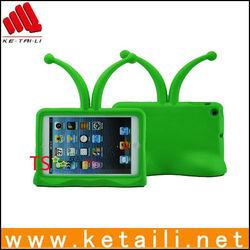 Cute kid TV design EVA foam tablet cover for mini ipad, designed for kids