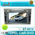 Atacado opel corsa/meriva rádiodecarro com dvd/cd/mp3/mp4/bluetooth/ipod/rádio/tv/pip/6v-cdc/gps/6.0 wince sistema! Em estoque!