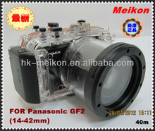 Diving Camera waterproof case for Panasonic GF2(14&14-42mm), you should have one